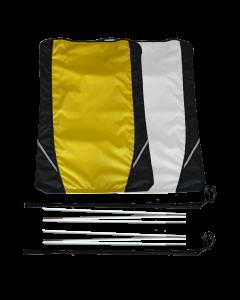 VELTOP SUN RIDE - Pack Capote protection soleil pour vélo couché trike