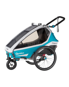 QERIDOO 2020 KIDGOO 1 - Rimorchio per bicicletta