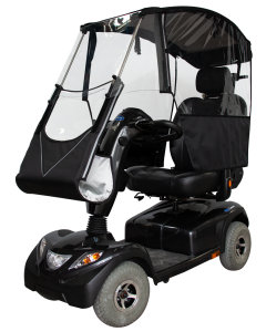 VELTOP COCOON 2 - Cappottina antipioggia per scooter per disabili