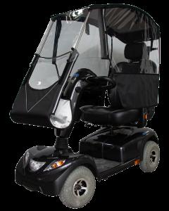 VELTOP COCOON 2 - Wetterschutz für Rollstuhlfahrer