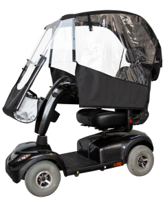 VELTOP COCOON - Rain protection canopy for mobility scooter