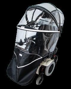 VELTOP COSY PLUS - Cappottina antipioggia per sedie a rotelle elettriche