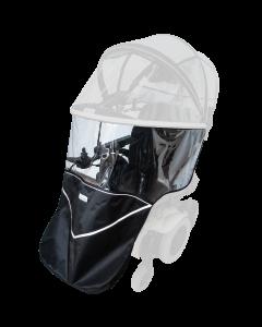 VELTOP COSY - Protection jambe pour protection pluie pour fauteuil roulant électrique