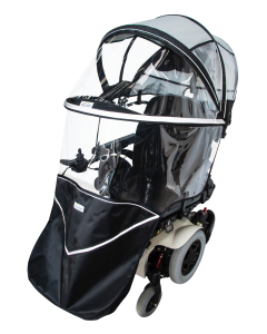 VELTOP COSY PLUS - Protection pluie froid pour fauteuils roulants électriques