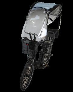 VELTOP FAMILY - Regenschutz für Fahrrad mit Kinder