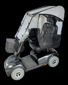 VELTOP MODULO - Protection pluie et froid pour scooters mobilité réduite