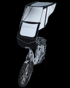 VELTOP URBAN LIGHT - Vélo avec une protection pluie VELTOP