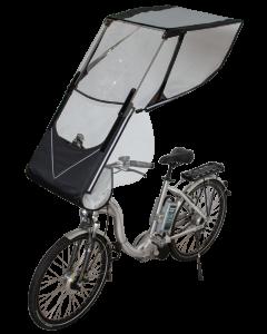 VELTOP URBAN QR1 - Protection contre la pluie, le froid pour vélo