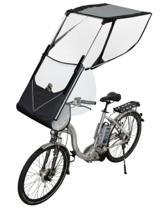 VELTOP URBAN QR1 - Weather protection for bike and e-bike