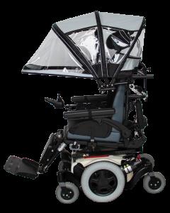 VELTOP FAUTEUIL - Protection pluie pour fauteuil électrique