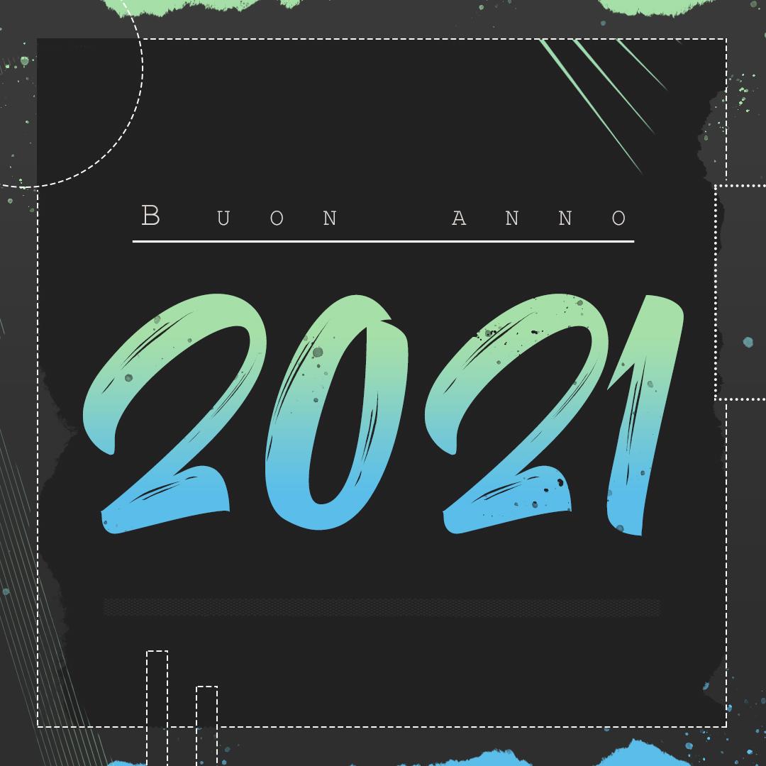 BUON ANNO 2021