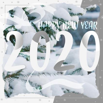 JOYEUSE ANNÉE 2020
